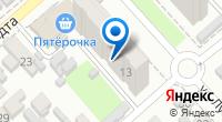 Компания Легатто на карте
