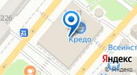 Компания Клондайк на карте