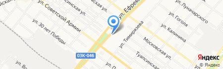 Фирменный магазин на карте Армавира
