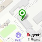 Местоположение компании Горячеключевская мебельная фабрика