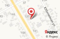 Схема проезда до компании Магазин автоэмалей в Красной Поляне