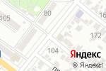 Схема проезда до компании Рачная №1 в Армавире