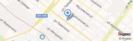СантехЮг на карте Армавира