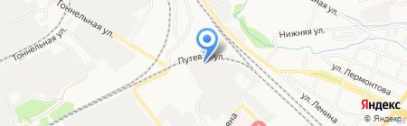 Оптовая компания на карте Армавира