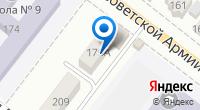Компания Лалианж на карте