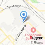 Армавирская Пивная Компания на карте Армавира