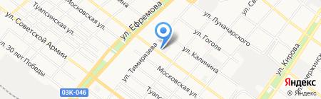 АРМАВИР ФОТО на карте Армавира