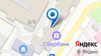 Компания Три К на карте