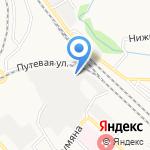 Проф AGRO КОРМ на карте Армавира