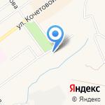 Почтовое отделение №2 на карте Кохмы