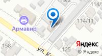 Компания BeWash на карте