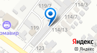 Компания ИТ-Интеллект на карте