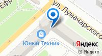 Компания Юный Техник на карте