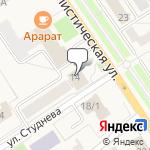 Магазин салютов Фурманов- расположение пункта самовывоза