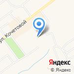 Комплексный центр социального обслуживания населения по городскому округу Кохма и Ивановскому муниципальному району на карте Кохмы