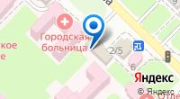 Компания Эдем на карте
