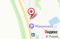 Схема проезда до компании Автоматика в Красной Поляне