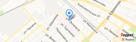 Городская аптека на карте Армавира