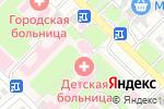 Схема проезда до компании Армавирский онкологический диспансер в Армавире