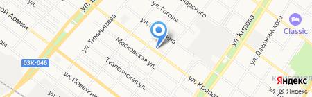 АвтоТИТАН на карте Армавира