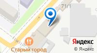 Компания Кредо на карте
