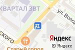 Схема проезда до компании Хозяюшка в Армавире
