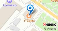 Компания ADEO.PRO на карте