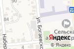 Схема проезда до компании Кондитерский цех в Прочноокопской