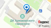 Компания Акварель на карте
