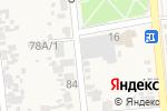 Схема проезда до компании Участие в Прочноокопской