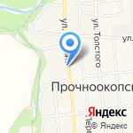 Кондитерская фабрика на карте Армавира