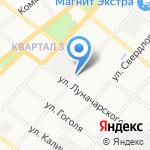 Армавирский городской клуб служебного собаководства на карте Армавира