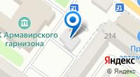 Компания Восток-Сервис-Кубань на карте