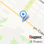 Восток-Сервис-Кубань на карте Армавира