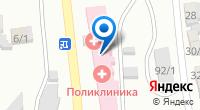 Компания Центральная районная больница Новокубанского района на карте