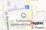 Схема проезда до компании Участковый пункт полиции в Прочноокопской