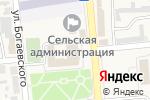 Схема проезда до компании Сельская библиотека в Прочноокопской