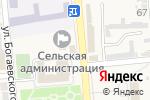 Схема проезда до компании Апрель в Прочноокопской
