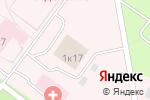 Схема проезда до компании Костромская областная психиатрическая больница в Никольском