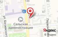 Схема проезда до компании Сбербанк России в Прочноокопской