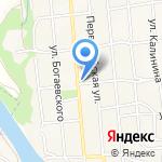 Администрация Прочноокопского сельского поселения на карте Армавира