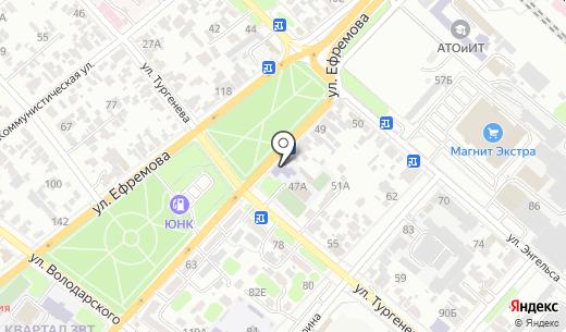 Белый дракон. Схема проезда в Армавире