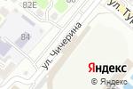 Схема проезда до компании Юность в Армавире