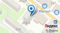 Компания Баязет на карте