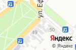 Схема проезда до компании Мастерская по установке автостекол в Армавире