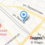 Армавирская федерация по кикбоксингу на карте Армавира