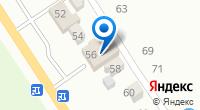 Компания АвтоМиг на карте