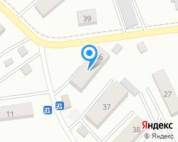 Схема местоположения почтового отделения 347254