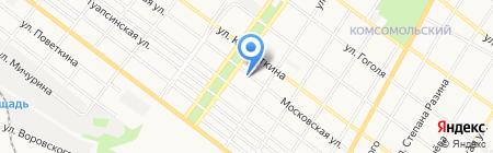 EcoStep на карте Армавира