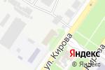 Схема проезда до компании Армавирский в Армавире